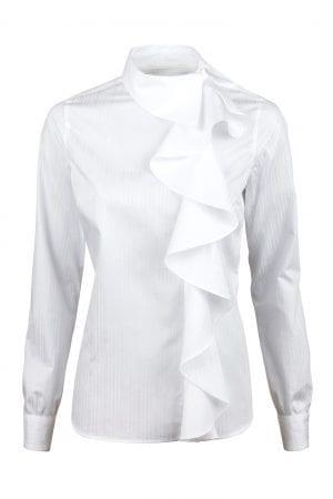 STENSTRÖMS – Skjorte med flæse