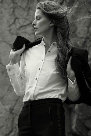 """STENSTRÖMS – Skjorte """"smoking"""""""