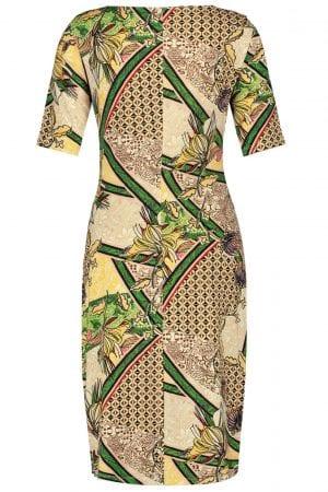 GERRY WEBER – Kjole i jersey med print