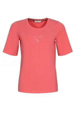 MICHA – T-shirts med hjerte