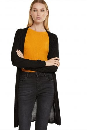 COMMA – Cardigan i lang model