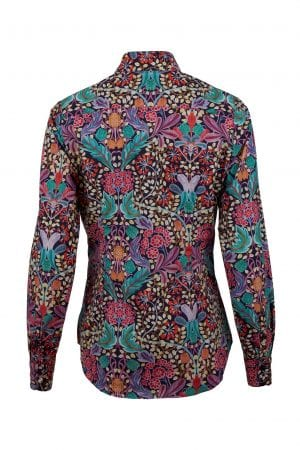 STENSTRÖMS – Skjorte med multifarvet print