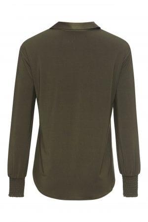 PBO – Skjorte med silke forside