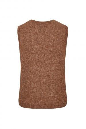 PART TWO – Vest med alpaca uld
