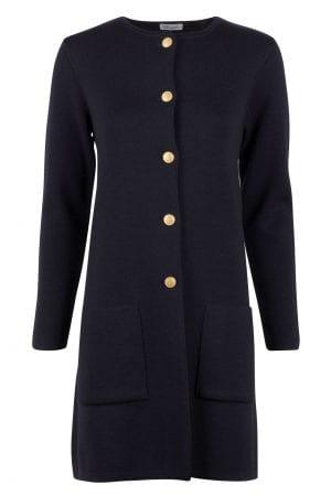 STENSTRÖMS – Cardigan/jakke i lang model