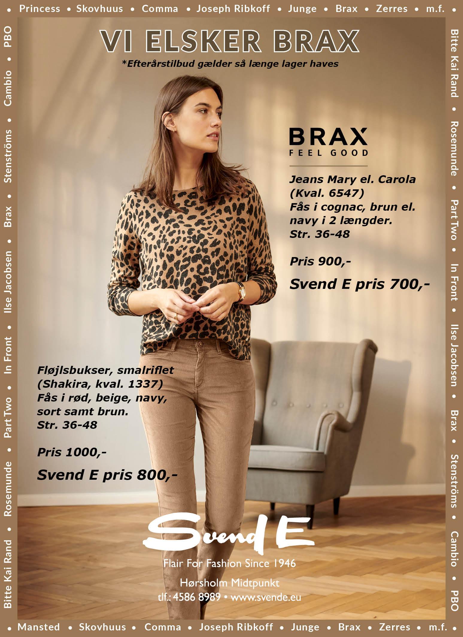 Vi elsker Brax!