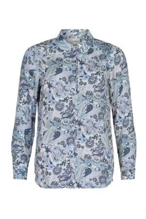 IN FRONT – Skjorte i mønster
