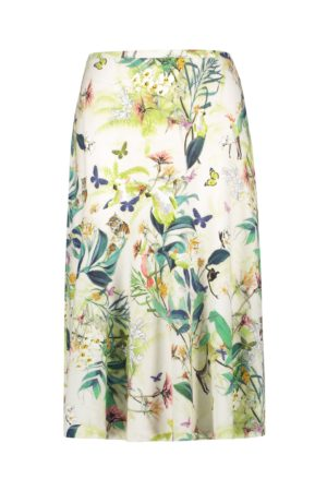 GERRY WEBER – Nederdel med print