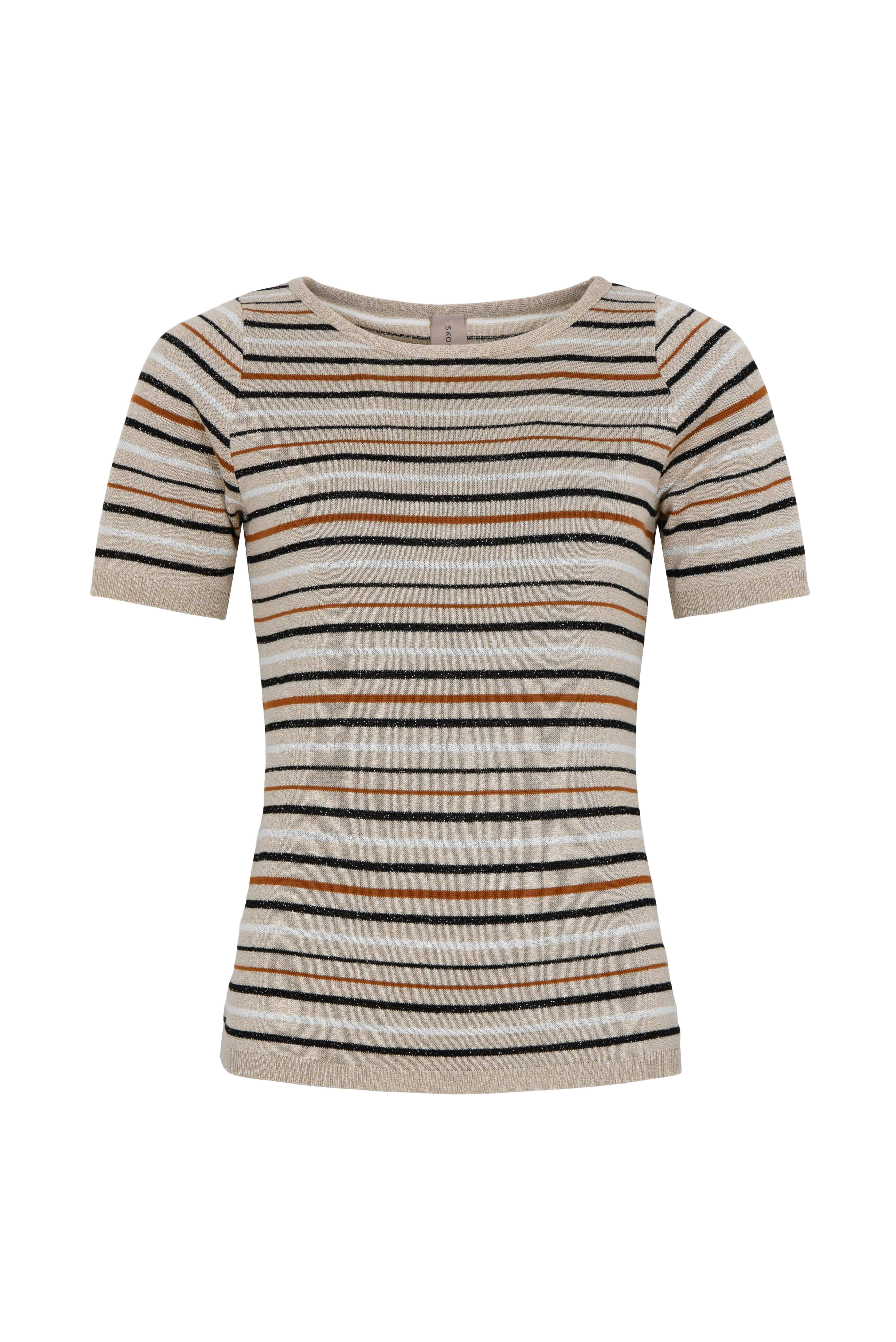 SKOVHUUS – T-shirts i strik