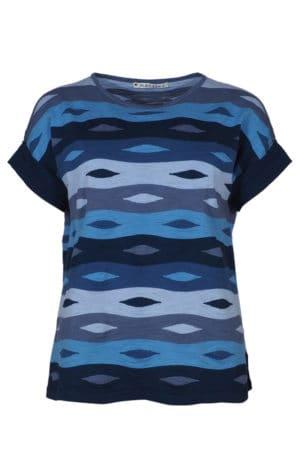 MANSTED – Strik T-shirts med kort ærme