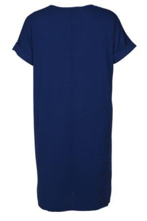 MANSTED – Strik kjole med lommer