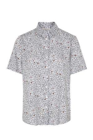 ETERNA – Skjorte med leopard print