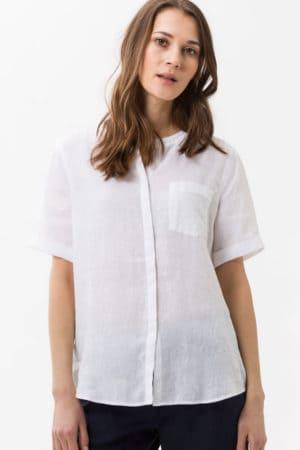 "BRAX – Skjorte ""Victoria"" i hør"