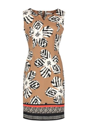 GERRY WEBER – Kjole med mønster