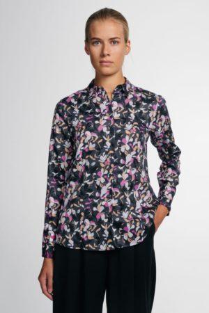 ETERNA – Skjorte med blomster print