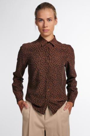 ETERNA – Skjorte med prikker