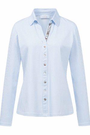 SE JUST WHITE – Skjorte med pynt
