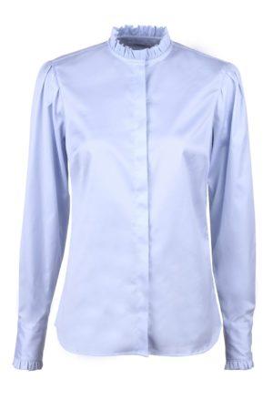 STENSTRÖMS – Skjorte med flæse og puff