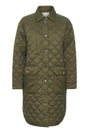 PART TWO – Frakke i tynd quilt