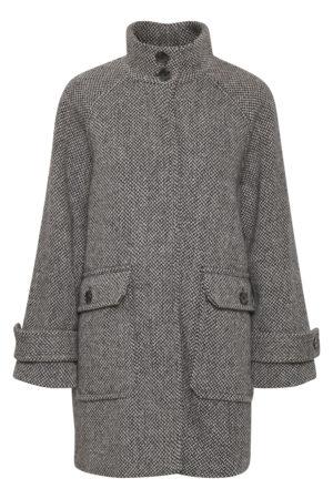 PART TWO – Tweed jakke med knapper