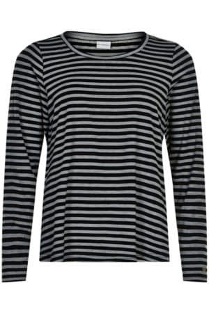 IN FRONT – T-shirts med striber